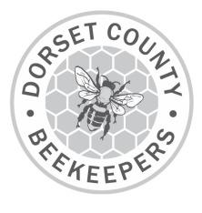 Dorset County Beekeepers Logo