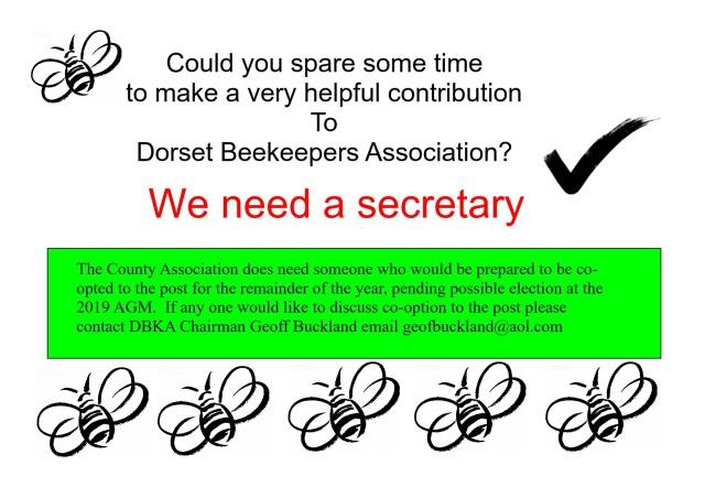 secretary dbka